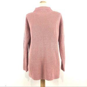 NWOT ASOS pink oversized sweater 8